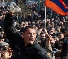 Ереван вновь захлестнули акции протеста