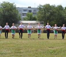 В Приднестровье воспроизвели события 1992 года в виде театральной постановки