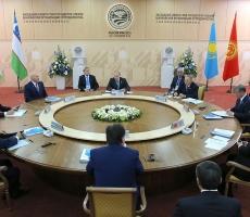 В Уфе сейчас проходит заседание саммита ШОС