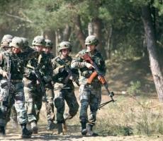 Несколько стран будут участвовать в военных учениях на Украине
