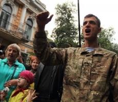 """""""Правый сектор"""" проводит мобилизацию киевлян"""
