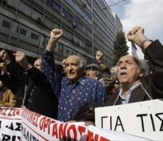 Греки не хотят в Евросоюз