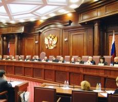 В РФ российские законы стали выше международного права