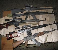 Оружие стало самым востребованным товаром на Украине