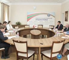 Глава региональной делегации Международного комитета Красного Креста побывал в Приднестровье