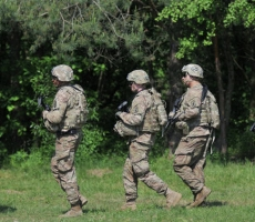 В Украине пройдут военные учения армии США