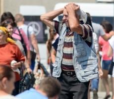 Аномальная жара в Молдове продлится до следующей недели