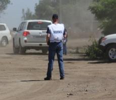 ОБСЕ будут расследовать дело по факту обстрела наблюдательной миссии на Донбассе