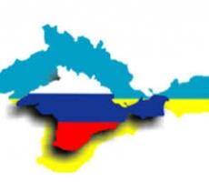 Украина занимается укреплением своей границы с Крымом