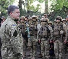 На Донбассе продолжается обстрел мирных жителей