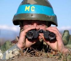 Четвертая Мотострелковая рота совместных миротворческих сил ПМР награждена руководством республики
