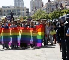 В Одессе запретили проводить гей-парад