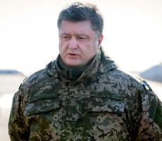 Украина пополненяется новыми видами оружия и военной техники