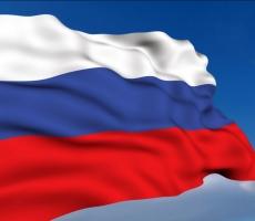 В России отметили день государственного флага