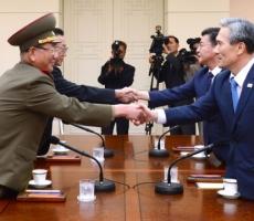 Северная и Южная Корея перешли к переговорам