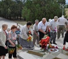 Приднестровцы отметили день освобождения города Бендеры от немецко-фашистских захватчиков