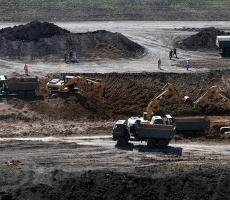 Скоро закончится строительство железной дороги в обход Украины