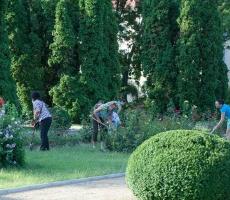 В Приднестровье стартовала серия республиканских субботников