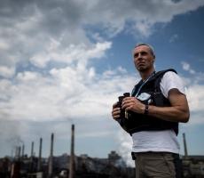 В Луганской области члены миссии ОБСЕ попали под обстрел