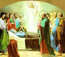 Православные отмечают Успение Божией Матери