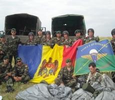 Молдова принимает участие в международных военных учениях