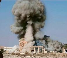 """Боевики """"Исламского государства"""" уничтожили памятник всемирного наследия"""