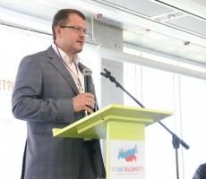 Дмитрий Соин выступил на форуме в Сколково