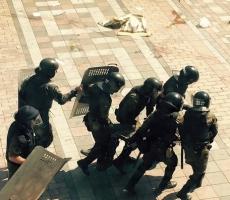 В ходе столкновений у Рады погибло трое человек