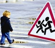 В Бендерах произошла автомобильная авария, в которой пострадал ребенок