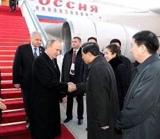 В Пекине президент России провел переговоры с главой Венесуэлы