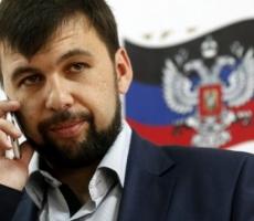 Пушилин станет спикером парламента ДНР