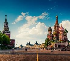 Москва отмечает 868-летие