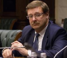 Константин Косачев дал оценку молдавским событиям