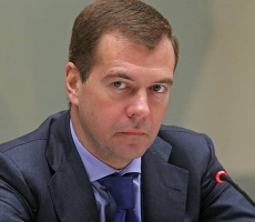 Евгений Шевчук поздравил Дмитрия Медведева с юбилеем