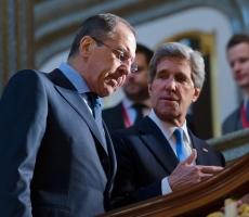 Джон Керри и Сергей Лавров провели телефонные переговоры