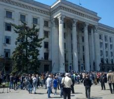 """ООН: """"Доказательства преступления были уничтожены сразу после событий 2 мая в Одессе"""""""