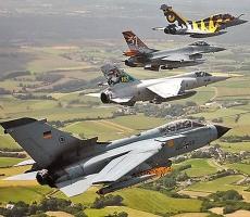 Полеты НАТОвских истребителей в Прибалтике - чистое безумие