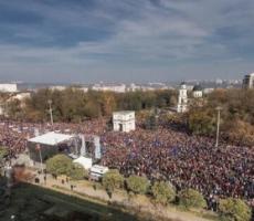 В Молдове нарастает новая волна протестов