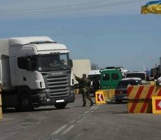 Украина прекратила поставку продуктов в Крым