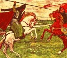 Духовные битвы, или кого убил инок Пересвет?