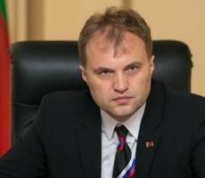 Президент Приднестровья поздравил президента Абхазии с Днем независимости республики
