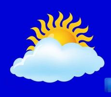 1 октября в Приднестровье ожидается погода без осадков