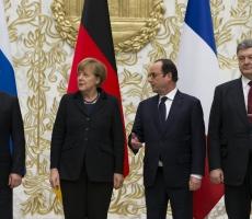 """Сегодня в Париже проходит заседание """"нормандской четверки"""""""