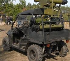 В Вооруженных силах Украины появилось новое противотанковое оружие