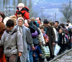 Большая часть беженцев будет жить в Турции