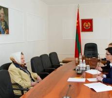Председатель правительства ПМР пообщалась напрямую с гражданами