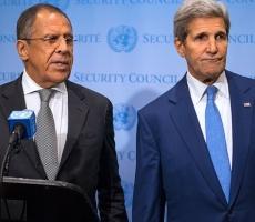 Глава МИД РФ провел телефонный разговор с государственным секретарем США