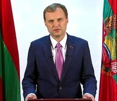 Президент Приднестровья сделал обращение к жителям республики