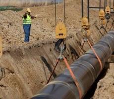 """В Молдове стартовало строительство газопровода """"Кишинев-Унгены"""""""