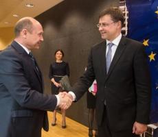 Молдова обсудила с представителями Еврокомиссии вопрос о своей энергетической безопасности